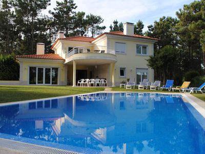 Photo for Luxury Villa within Golf Resort, Pool, next to fantastic beaches