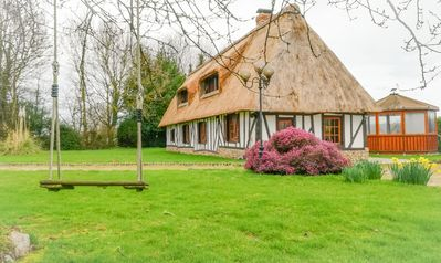 Photo for Pays d'Auge - Charming Cottage for 6 people