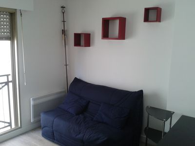 Photo for Studio renovated, calm, beaches, close to all amenities.