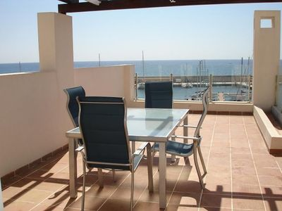 Photo for Magnificent Apartment Less Than 50m Form The Beach Residencial Marina Del Port 35