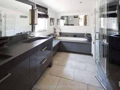 Stunning Salle De Bain Chambre Des Maitres Pictures - Awesome ...