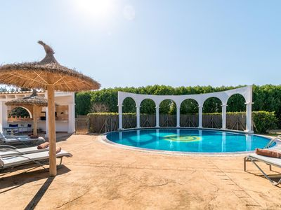 Photo for Chic finca holiday home with private pool and beautiful outdoor area