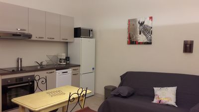 Photo for Le Kallisté, beautiful apartment in the heart of the city center