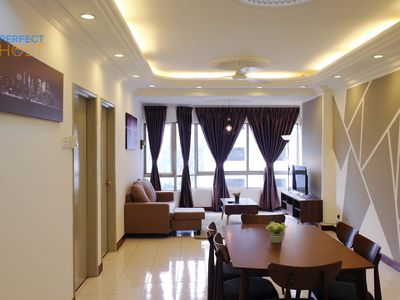 Photo for OKR #6 |Ample 3BR in Old Klang Road @ Pearl Point