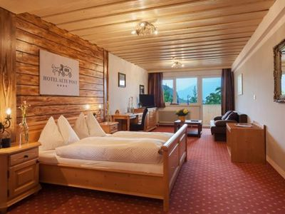 "Photo for Carriage room ""Schafberg"" - Hotel Alte Post"
