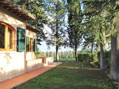 Photo for Country House / Farm House in San Gimignano with 3 bedrooms sleeps 4