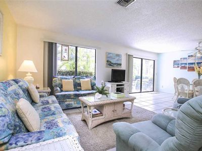 Photo for Blind Pass Condominium UNIT C109, Sanibel Island Florida