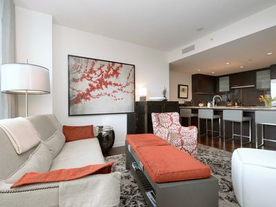 Photo for Luxurious Downtown Oceanview Suite