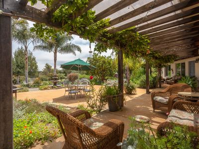 Photo for The Turtle House: Spacious California Ranch with Enchanted Garden/WiFi/Parking