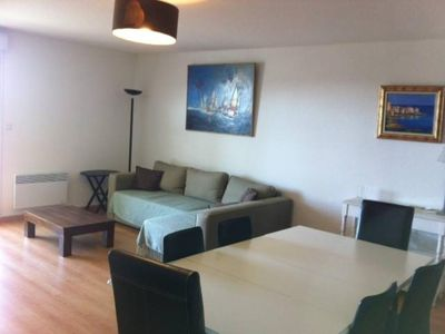 Photo for Apartment Rent comfortable, very quiet, worth on sea between Royan (Pontaillac) and Saint Palais.