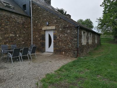 Photo for Gite chapel bouix 12 with pool
