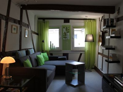 Photo for 3 *** apartment in lovingly renovated old building with complete equipment & Pfalzcard