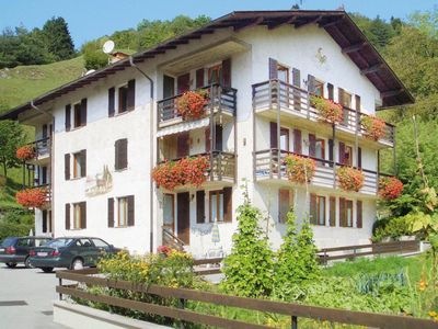Photo for Apartments Galet, Pieve di Ledro  in Ledrosee - 4 persons, 2 bedrooms