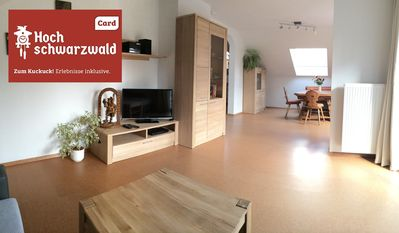 Photo for Apartment / app. for 5 guests with 80m² in Feldberg (Black Forest) (129318)