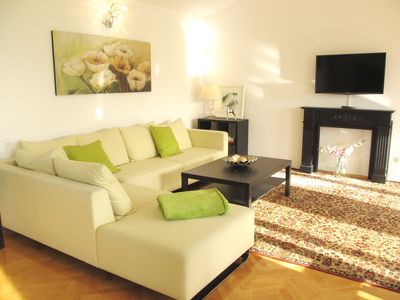 Photo for Air conditioning, new holiday home in green and family-friendly environment