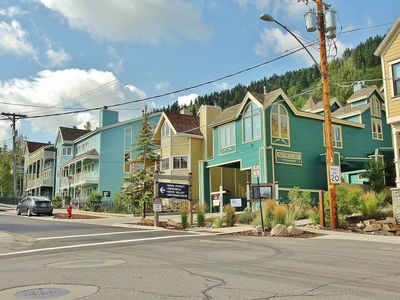 Photo for Park City Condo. Best Location 1 Block to Main St &Town Lift