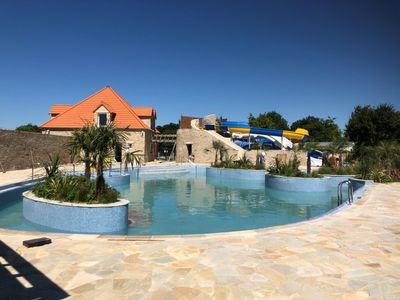 Photo for RENTAL OF MOBILHOME CAMPING IN LA BAULE WITH SWIMMING POOLS
