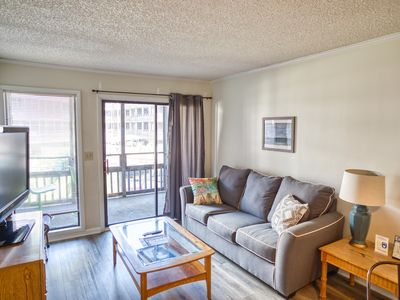 Photo for Tilghman Beach and Racquet Club Unit: 111! Oceanview 3 Bedroom Condo. Book now for best rates!