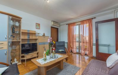 Photo for Two-Bedroom Apartment Eda Rogovici  with Pool and Roof Terrace