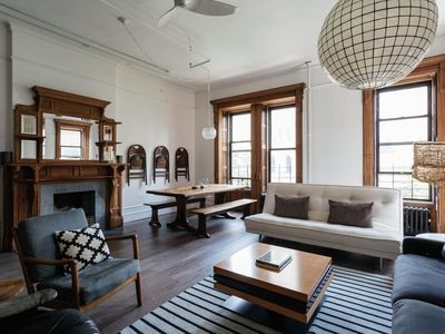 Photo for Lenox Townhouse - luxury 4 bedrooms serviced apartment - Travel Keys