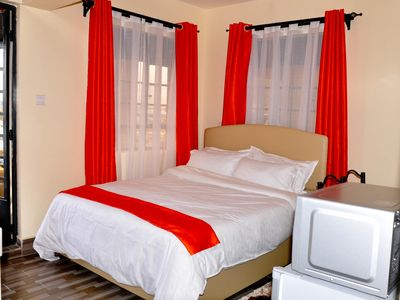 Glampearl Homes is a studio apartment, 18 mins away from international airport