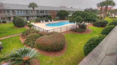 Photo for Enjoy this wonderful studio adjacent to the Gulf of Mexico