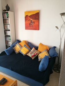 Photo for New apt, Air Conditioning, 2 min by foot: coves, Paseo and Playa del Cura.