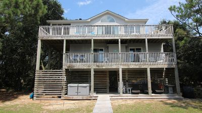 Photo for SA425, Sound Mind/ Soundfront, 4 Bedrooms, 3.5 Bathrooms