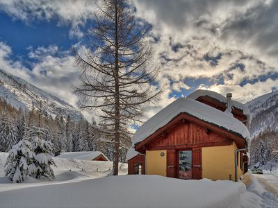 Photo for Beautiful Chalet Buet located in the peaceful village of Vallorcine