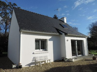 Photo for Charming holiday home renovated in 2014 with garden