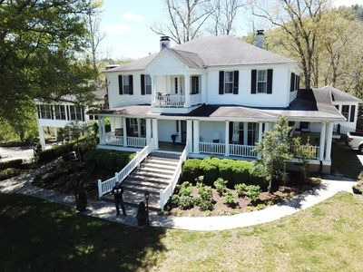 Photo for Historic bed and breakfast located in the beautiful North Georgia mountains