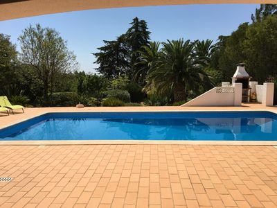 Photo for Villa with Private Pool, Air Con, Superb Garden And Country Views