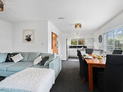 Photo for Archie's Beach Bach - Orewa Holiday Home