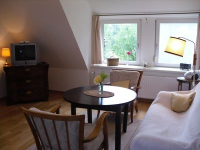 Photo for cozy apartment in a thatched house in a rural idyll