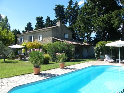 Photo for 4BR Mas Vacation Rental in Cavaillon, Provence-Alpes-Côte-D'Azur