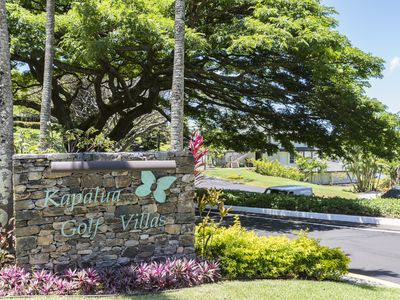 Photo for Kapalua Golf Villa with Stunning Golf Views!