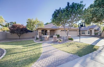 Photo for Chandler Luxury Home W/ Pool 4 Bedroom, 10 Beds Sleeps Up To 14 In Style