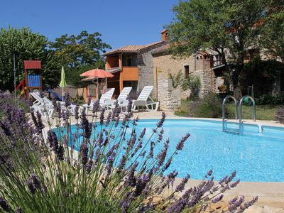 Photo for Holiday house with pool in Grünnen