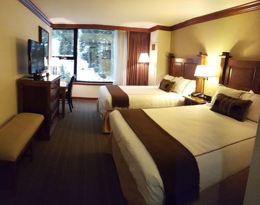 Photo for Resort at Squaw Creek: Queen Room/Pools/Spas/Fitness Ctr/Golf/Bike