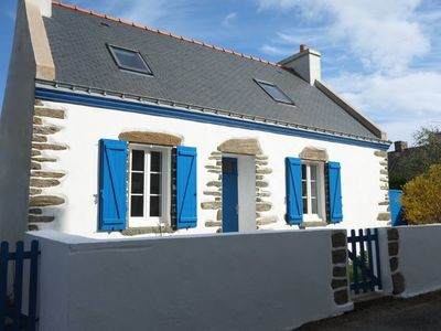 Photo for Beautiful renovated fisherman's house on the wild side