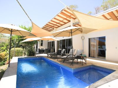 Photo for Amazing Oceanview 3BR Villa with Pool minutes walk to the beach!