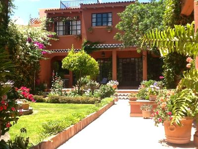 Photo for Magical Garden House AND/OR Guest House in Centro