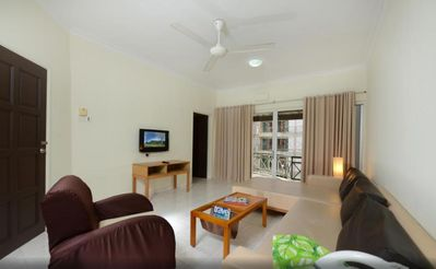 Photo for 3 Bedroom Beachfront Apartment