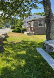 Photo for York Beach Ocean View 2- bedroom cottage at the heart of Long Sands Beach