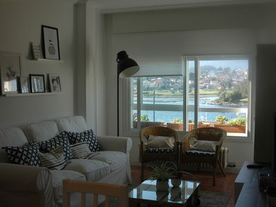Photo for COMFORTABLE APARTMENT WITH VIEWS Pontevedra estuary