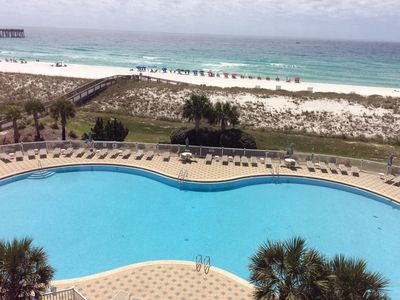 Photo for BEACH COLONY WEST 4TH FLR GORGEOUS VIEW