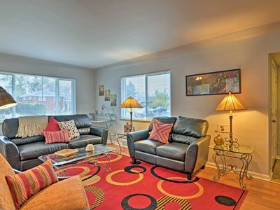 Photo for Charming Aurora House - 3 Blocks from UC Health!