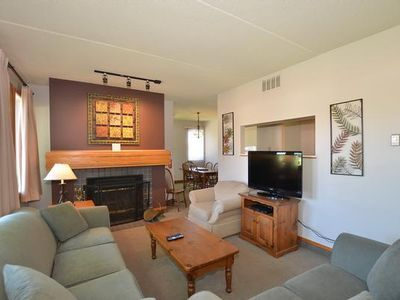 Photo for 2 Bedroom Mountain Side Condo w/ Free Parking - 1211  Blue Mountain Lodges