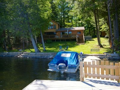 Photo for Cozzzy Cove On Chandos Lake