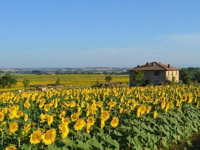 Photo for Holiday apartment Panicale for 6 - 9 persons with 4 bedrooms - Holiday apartment in a villa